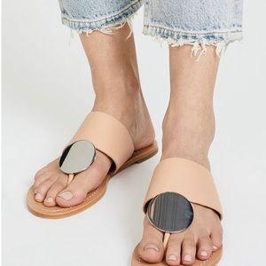 New Tory Burch Patos Disk Sandal